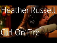 Alicia Keys - Girl On Fire - Cover by Heather Russell