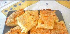 Η πιο εύκολη και νόστιμη τυρόπιτα που υπάρχει Home Recipes, Snack Recipes, Snacks, Easy Recipes, Gyro Pita, Greek Sweets, Savory Muffins, Flour Recipes, Greek Recipes