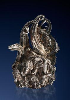 Minerals And Gemstones, Crystals Minerals, Beautiful Rocks, Smoky Quartz, Fossils, Metal Art, Lion Sculpture, Sculptures, Statue