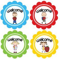 freebie from Can Do Kinders: can be used as a pencil topper for meet the teacher night (or attach to a bag of candy)
