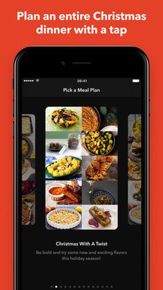Meal Plan – Healthy Cooking Recipes for the Week  #Cooking #Food #Drinks #ios #iosapps #AppStore