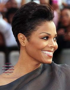 Ms.Janet Jackson   (In google image searching Janet J, im struck by how much she looks like Mrs.Obama!)