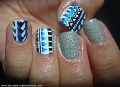Tribal Nails Guest Post for Amber Did It!