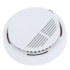High Sensitivity Fire Smoke Alarm Sensor Standalone Photoelectric Smoke Detector Home Security System For Home Kitchen 9V