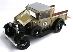 The Great Canadian Model Builders Web Page!: 1931 Ford Model A Closed Cab Pickup