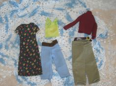 Sunshine Family Doll Clothing Mattel // NOT by Daysgonebytreasures