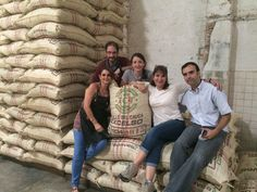 Good people, good coffee, good times in Colombia.