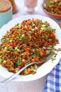 Seafood Recipes, Appetizer Recipes, Salad Recipes, Dinner Recipes, Cooking Recipes, Snacks Recipes, Drink Recipes, Seafood Appetizers, Lentil Recipes