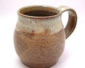 Mug in Autumn Brown - Crooked Creek Studio