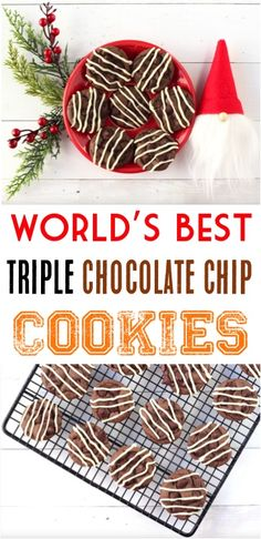 Cake mix cookie recipes make easy desserts for a crowd for parties! Cake mix cookie recipes make easy desserts for a crowd for parties! Thanksgiving Desserts Easy, Winter Desserts, Desserts For A Crowd, Great Desserts, Dessert Recipes, Happy Thanksgiving, Dessert Ideas, Cake Mix Cookie Recipes, Cake Mix Cookies