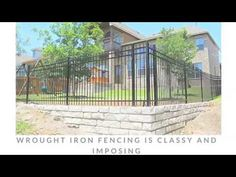 Stylish & Functional Residential Fencing Choices