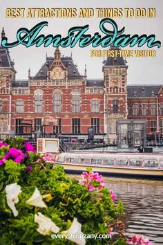 Best Attractions and Things to Do in Amsterdam for First-Time Visitor | #Amsterdam | amsterdam travel | amsterdam travel photography | amsterdam travel things to do in | amsterdam travel tips | amsterdam travel photos | amsterdam travel food | amsterdam travel red light district | amsterdam travel guide | amsterdam travel places | amsterdam travel where to stay | amsterdam things to do in winter | amsterdam things to do in free | amsterdam things to do in summer | amsterdam flower market