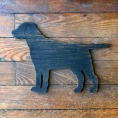 Lab Dog Sign Dog Black Yellow Chocolate Lab by SlippinSouthern, $49.00