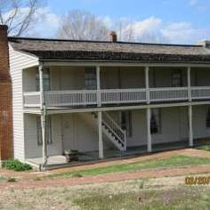 Surrender House/Dover Hotel   Location: 101 Petty St. Dover, TN 37058 -  #   Site of the surrender of Fort Donelson. Original structure built in 1851 was formerly the Dover Hotel.