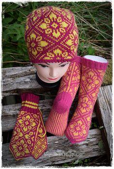 Mormors fineste pattern by Jorunn Jakobsen Pedersen