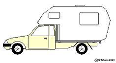 Camper Truck & MotorHome Designs, Alternative Energy, EBook