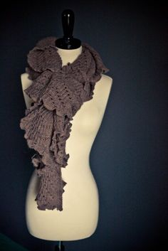 I love scarfs and this is a MUST HAVE!
