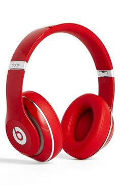Beats by Dr. Dre™ 'Studio™' High Definition Headphones in red | Nordstrom