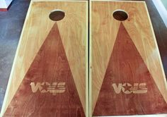 One Hole Angled Washer Board Game Washer Boards