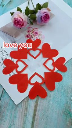 Diy Crafts For Adults, Diy Crafts For Gifts, Diy Arts And Crafts, Handmade Gifts For Friends, Cool Paper Crafts, Paper Crafts Origami, Fun Crafts, Paper Flowers Craft, Diy Paper