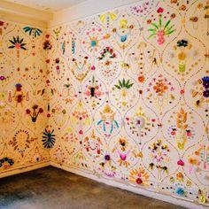 Beautiful walls