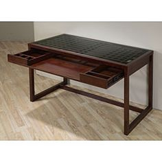 Lattice Detailed Writing Desk  www.overstock.com  $309.99