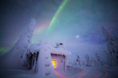 Ezek a csodálatos fotók bebizonyítják, hogy Lappföldön a legszebb a tél harmadik oldal