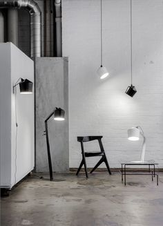 Home of good light Berlin Design, Black Table Lamps, Light Fittings, Lamp Bases, Interior Lighting, Light Shades, Light Decorations, Pendant Lamp, Floor Lamp