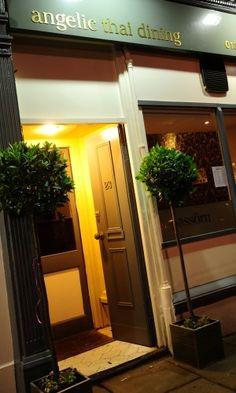 Thai Restaurants in Edinburgh | Passorn Thai Restaurant