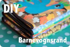 LaRaLiL: Barnevognsrand - DIY