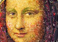 Visual Designer Charis Tsevis had the honour and pleasure to create 12 portraits for 12 issues of the magazine Womankind. #photomosaic #mosaic #tsevismosaic #photocollage #imagejigsaw #puzzle #portrait #gioconda #MonaLisa #illustration #graphicdesign #poster #cover