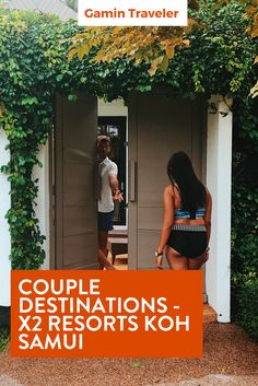 Luxury staying in Thailand. X2 Koh Samui Resort- Resorts for a traveling couple via @gamintraveler
