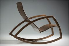 gaivota rocking chair