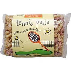 Gourmet Tennis Pasta