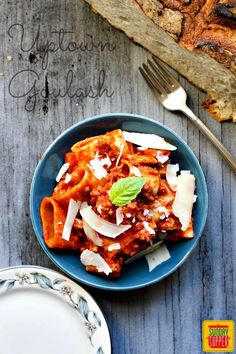If your family loves Goulash you have got to check out this recipe for Uptown Goulash. It is perfect for #SundaySupper and boy is it delicious as a leftover.