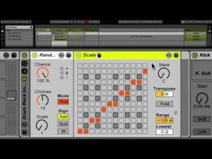 Music Production - Ableton Live Tutorial: Drum Rack Impulse = DrumPulse - BTV Professional Music Production Software works as a standalone application or with your DAW as a VST or AU plugin (optional). Audio Music, Audio Sound, Electronic Music, Ableton Live, Drums Electric, Music Software, My Future Career, Impulse