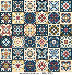 Azulejo Vecteurs de stock et clip-Art vectoriel | Shutterstock