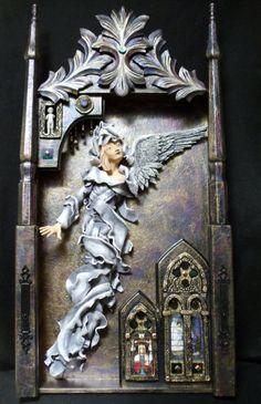 The Unraveling Shrine Altar Reliquary