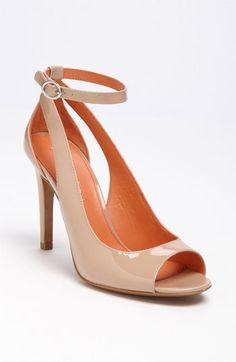 Via Spiga 'Rochelle' Pump (Nordstrom). . . love ankle straps