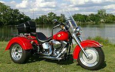 My Harley Trike....love it!
