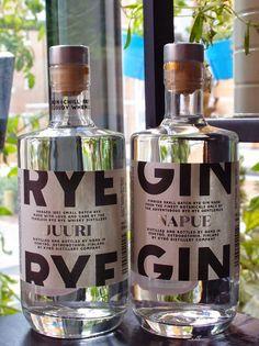 Kyrö Distillery Company -  Juuri Whisky and Napue Gin