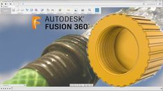 Fusion 360 Absolute Beginner - How To Model a Hose Cap - Last Nights Fac...