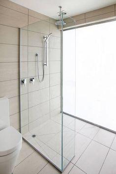 The Crest Sereno frameless shower creates space in a bathroom, through its subtle – almost invisible – construction. Frameless Shower, Create Space, Showers, Bathroom Ideas, Bathtub, House, Bath Tube, Bath Tub, Haus