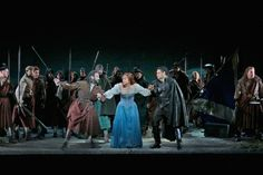 "John Osbourne, Joyce DiDonato & Juan Diego Florez Highlights a Terrific Cast Alongside Daniela Barcelona in Rossini's ""La Donna del Lago"" at the Metropolitan Opera."