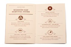 tying the knot - wedding survival guide - pretty funny