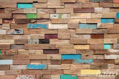 Palma Wooden Wall Panels Decorative- Teakwall's Decorative Wooden Wall Panels make spaces great. Wooden Wall Cladding, Wooden Wall Panels, Wooden Walls, House Elevation, Brickwork, Teak Wood, Wood Paneling, Cladding Ideas, 9 Mm