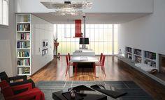 #diseno de #cocina diseños de cocinas abiertas al salón