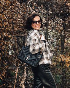 #Herbstmode #Ü50mode #classy Chanel Boy Bag, Personal Style, Photo And Video, Blog, Instagram, Fashion, Fashion Advice, Women's Fashion, Moda