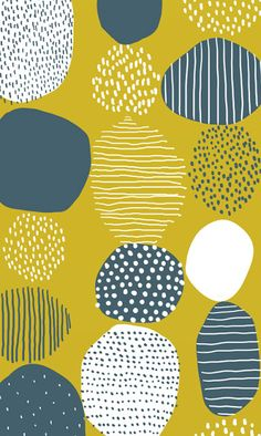Ophelia Pang: colors and forms Abstract Pattern, Pattern Art, Textile Patterns, Print Patterns, Graphic Patterns, Image Deco, Whatsapp Wallpaper, Mid Century Art, Pattern Illustration