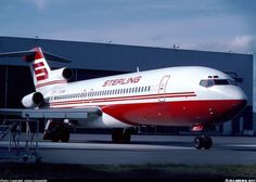 OY-SBE at Arlanda September 1993 - I´d like to meet the guy who designed those fabulous Sterling's back then...